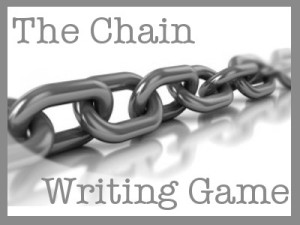 Chain Writing game