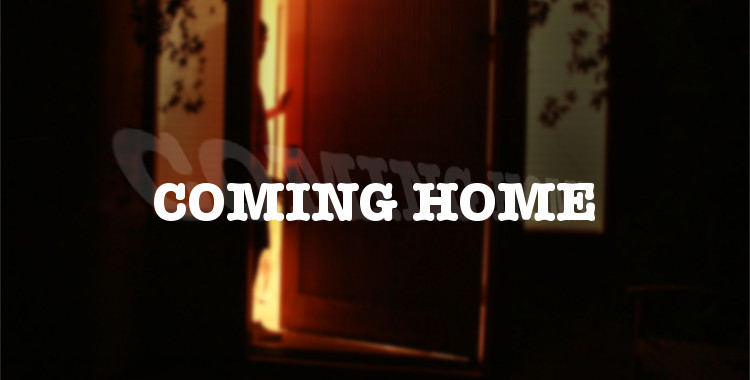 Coming Home Cover 1
